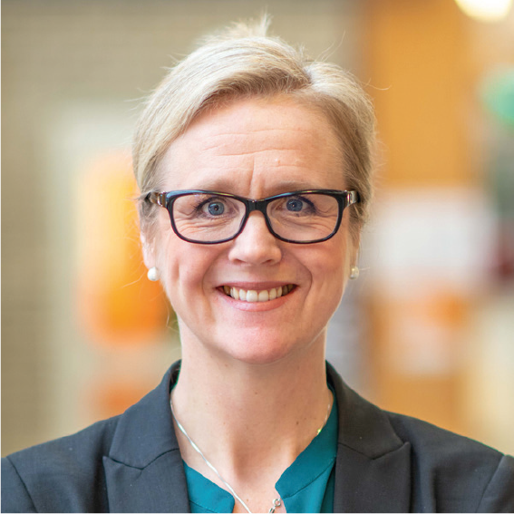 Anna Hall, Program Director Big Science Sweden