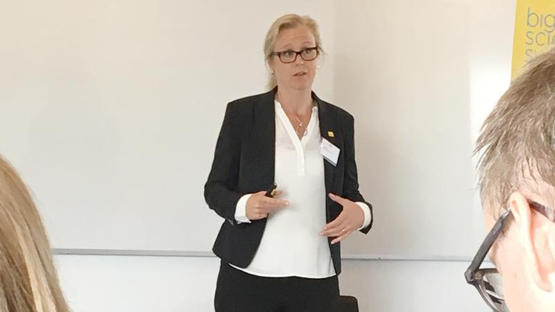 """""""Uppbyggnaden av Big Science-anläggningar driver på utvecklingen av innovativa, avancerade teknologier och processer"""", Anna Hall, programchef Big Science Sweden."""