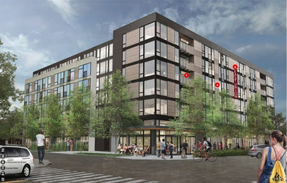 Midtown Center - Seattle, WAMulti-Family DevelopmentNew ConstructionScope:Interior Design Services including brand development, space planning, palette selection, construction documentation and FF&EArchitect: Weinstein A+UDeveloper:Lake Union Partners