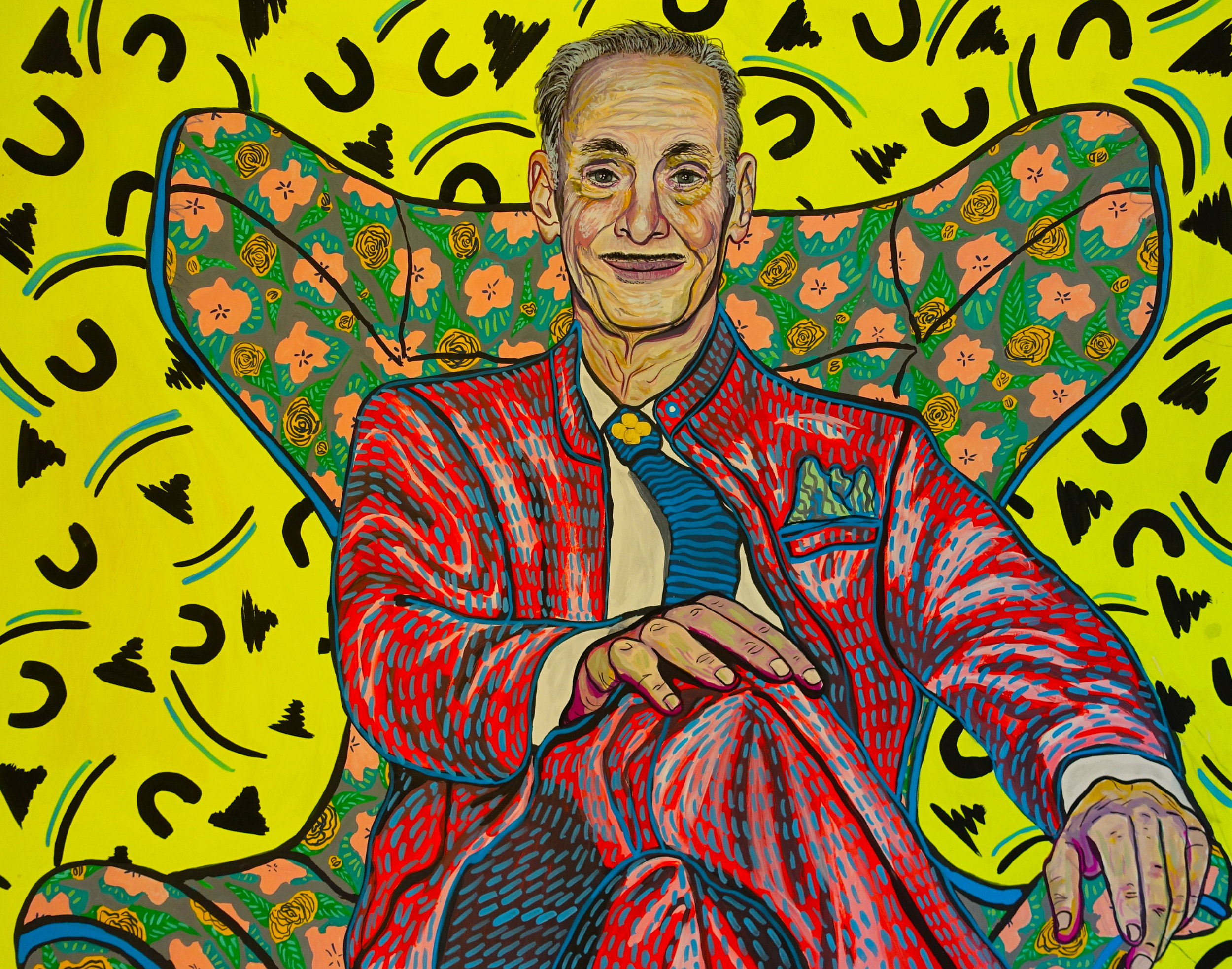 John Waters for Lenny