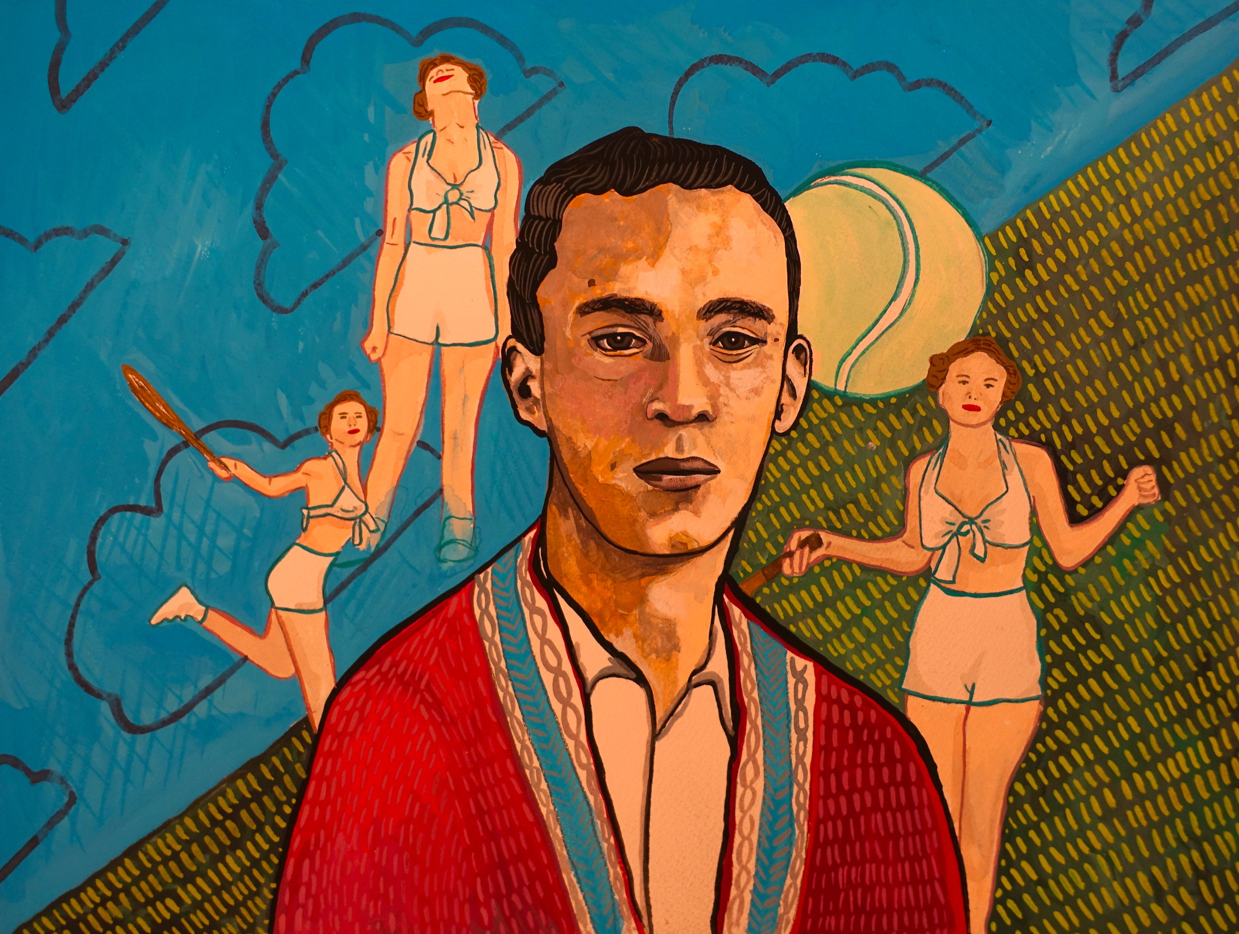 Nabokov for Racquet Magazine