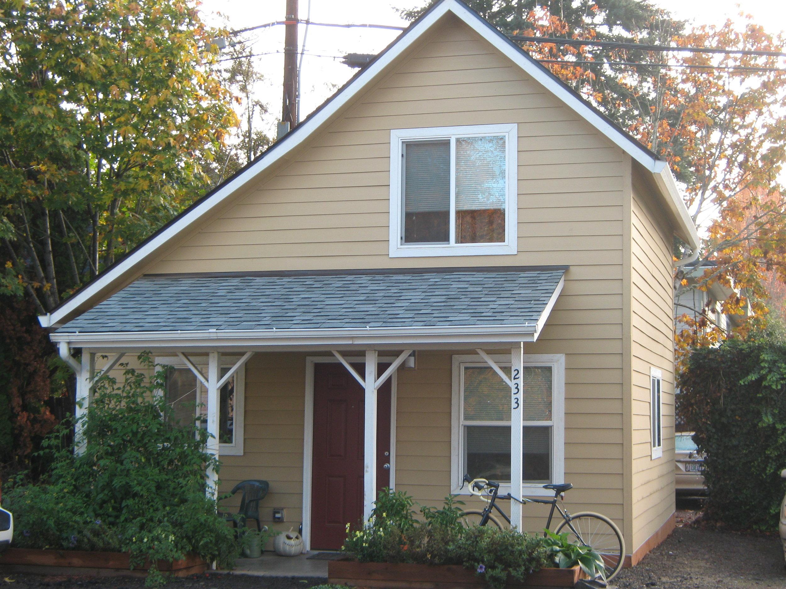Van Buren Cottage