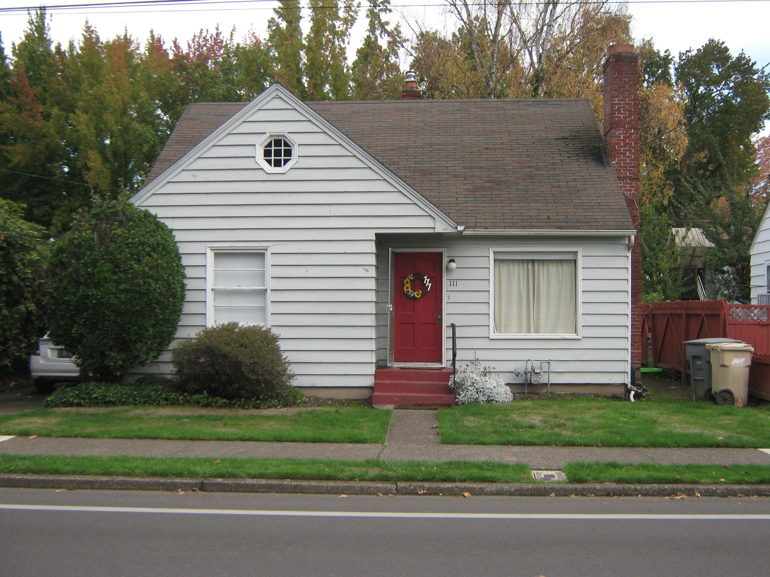30th Street House