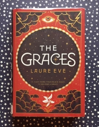 A gorgeous Library copy of The Graces