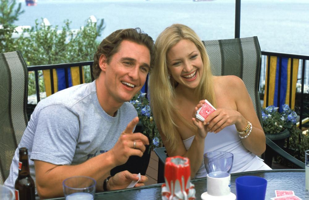 How to Lose a Guy in 10 Days - Starring Kate Hudson and Matthew McConaughey