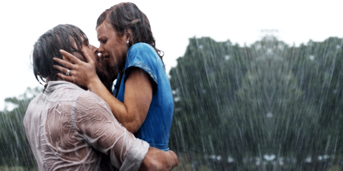 The notebook - Starring Rachel McAdams and Ryan Gosling
