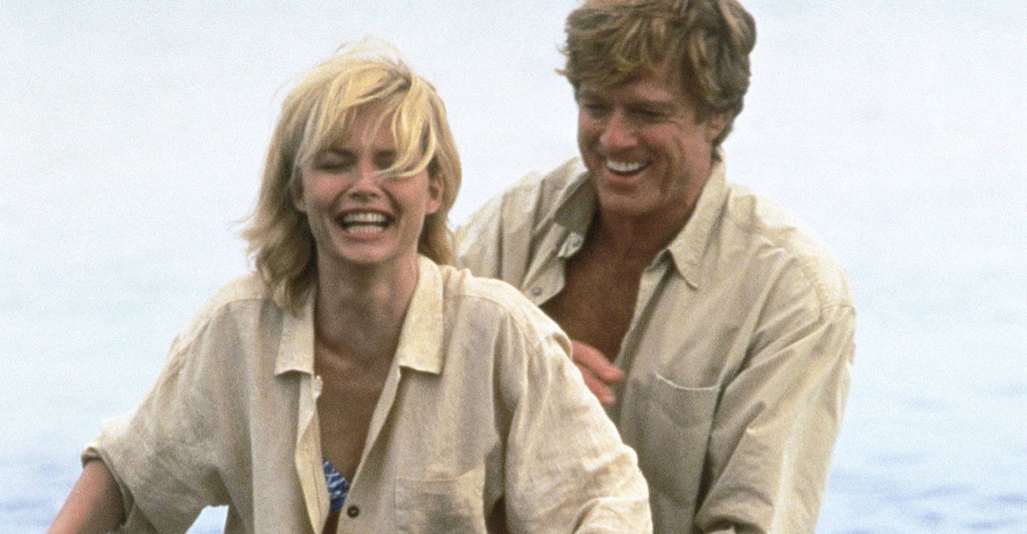 up close & personal - Starring Michelle Pfeiffer and Robert Redford