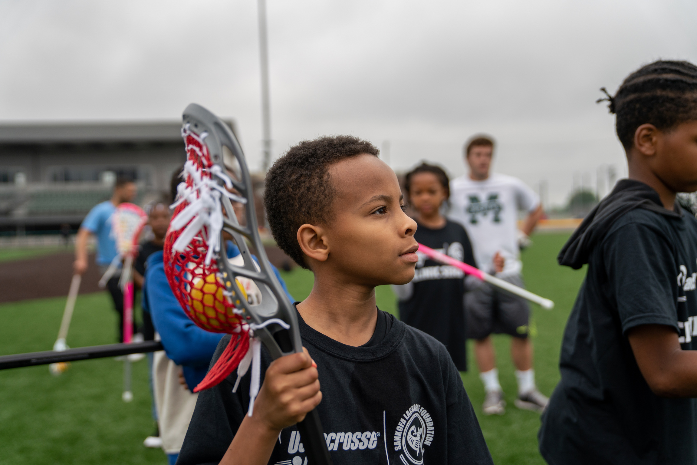New Horizons Lacrosse aims to support youth development in underserved communities through the the game of lacrosse. Our digital campaigns help amplify that message to support recruitment and fundraising efforts.