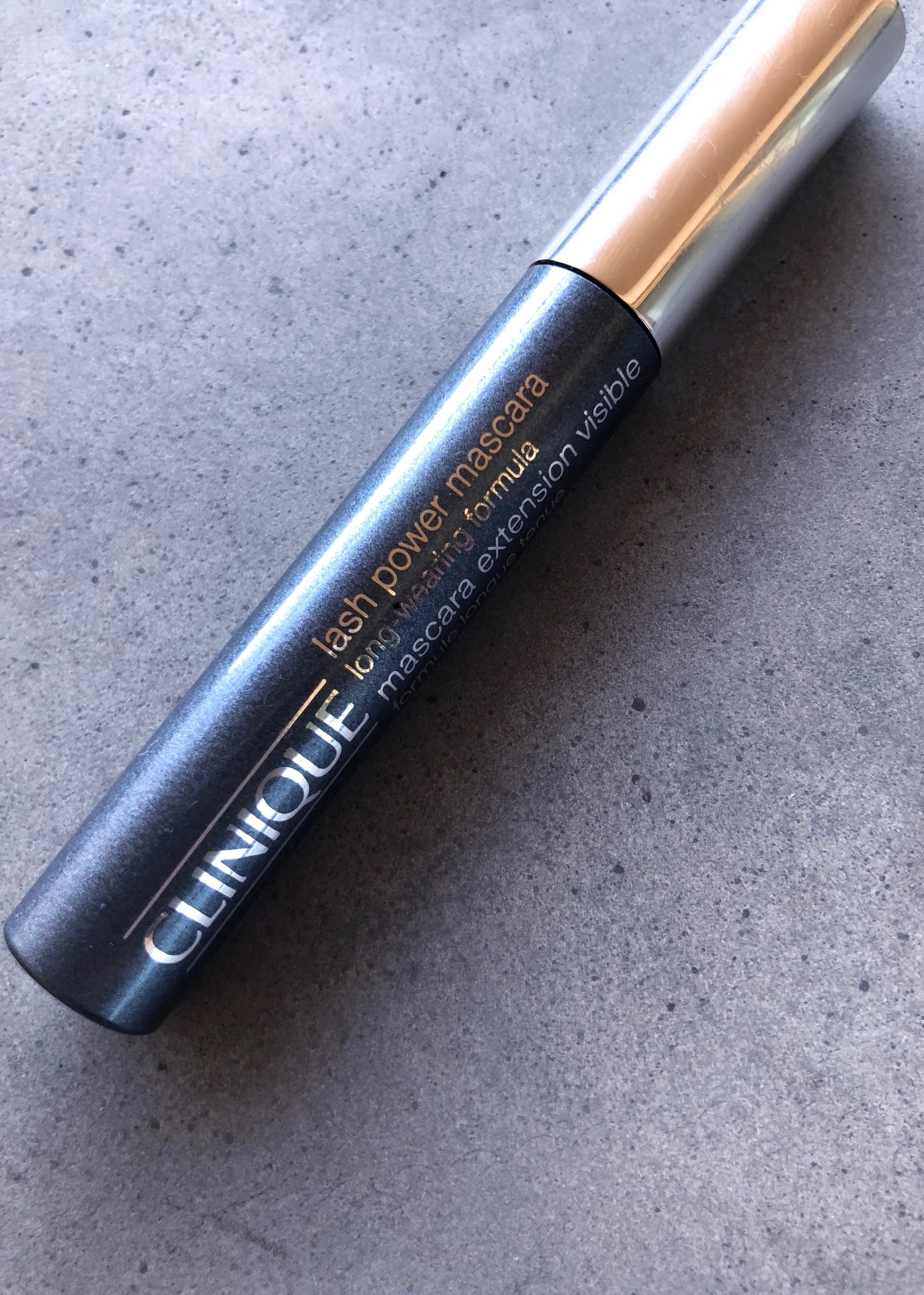 Clinique Lash Power Mascara - I curl my lashes and then apply this mascara to keep them fixed perfectly. I also use this on my brows - it holds them in place and washes out super easily.