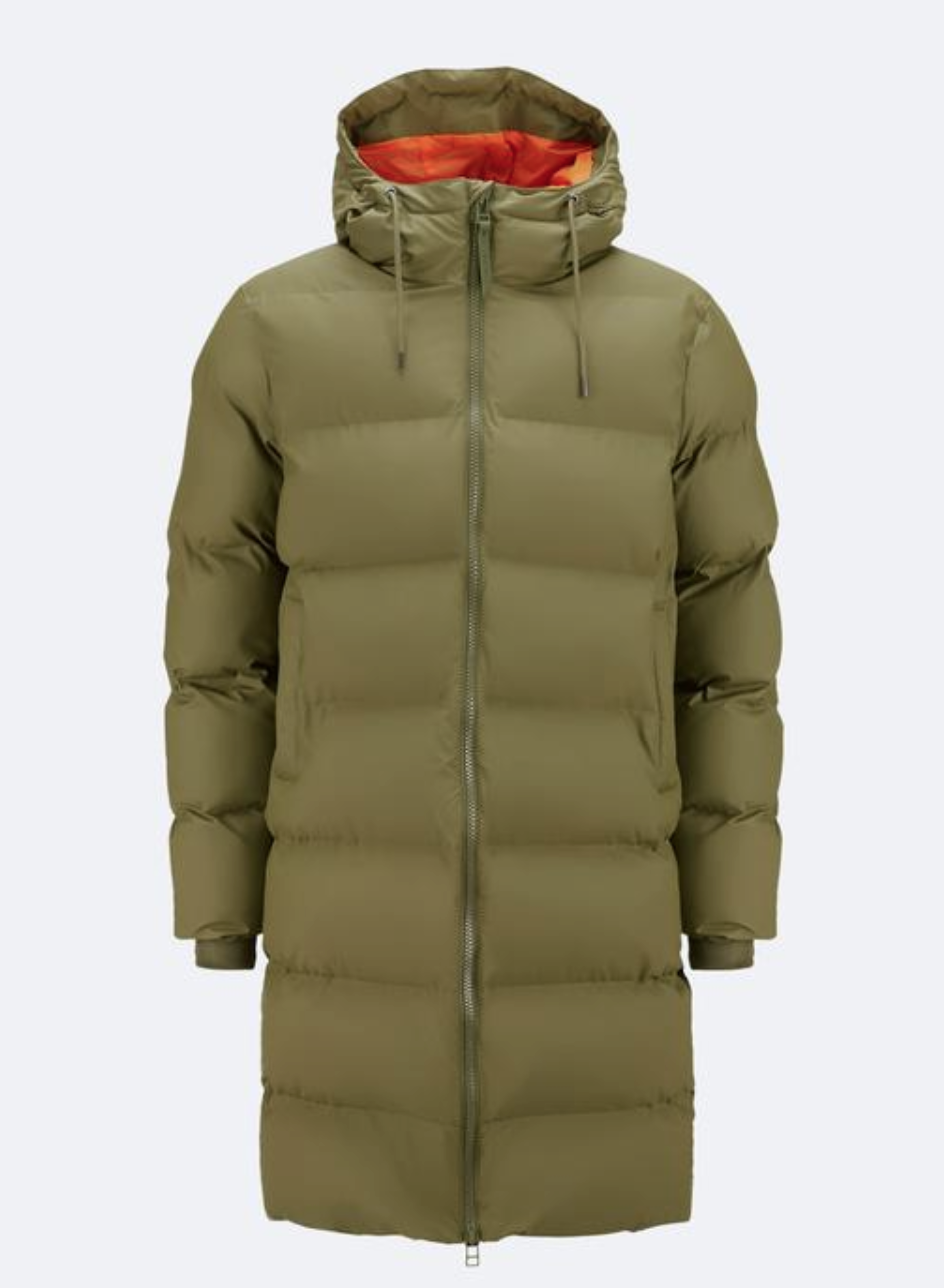 RainsLong Puffer Jacket - (400€)