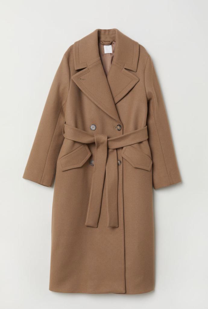 H&MWool-Blend Coat - (199€)
