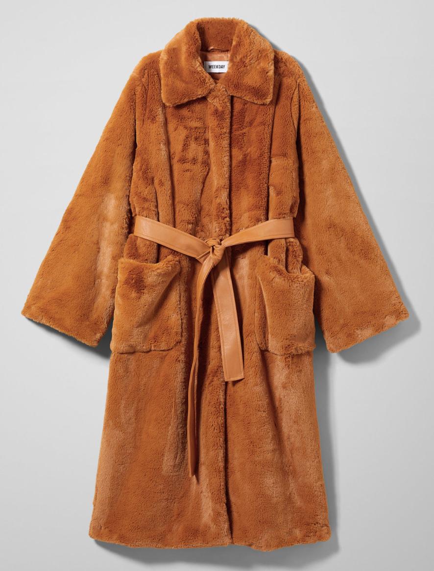 WeekdayClaves Coat - (140€)