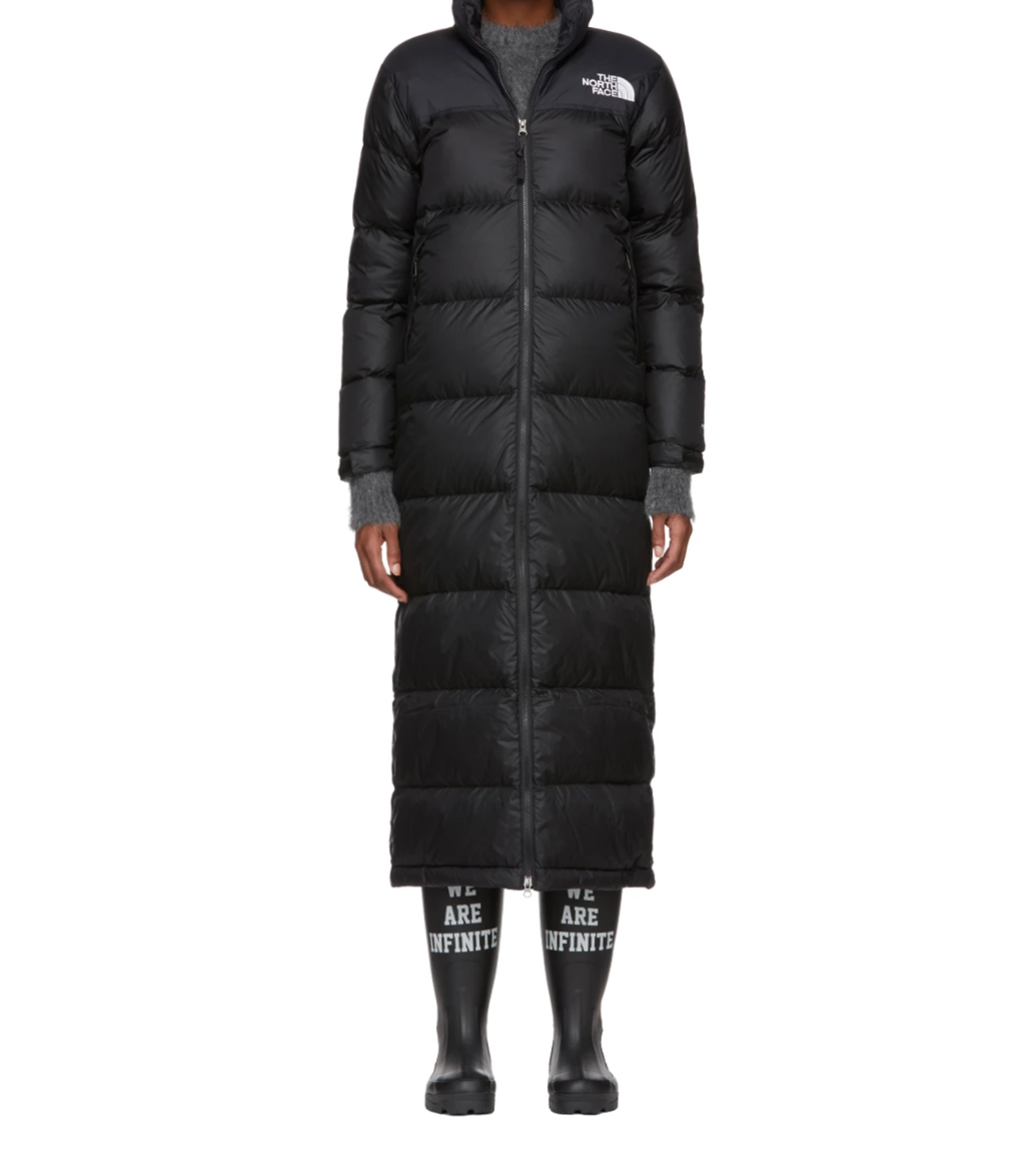 The North Face Nuptse Duster Jacket - 480€ (was 600€)