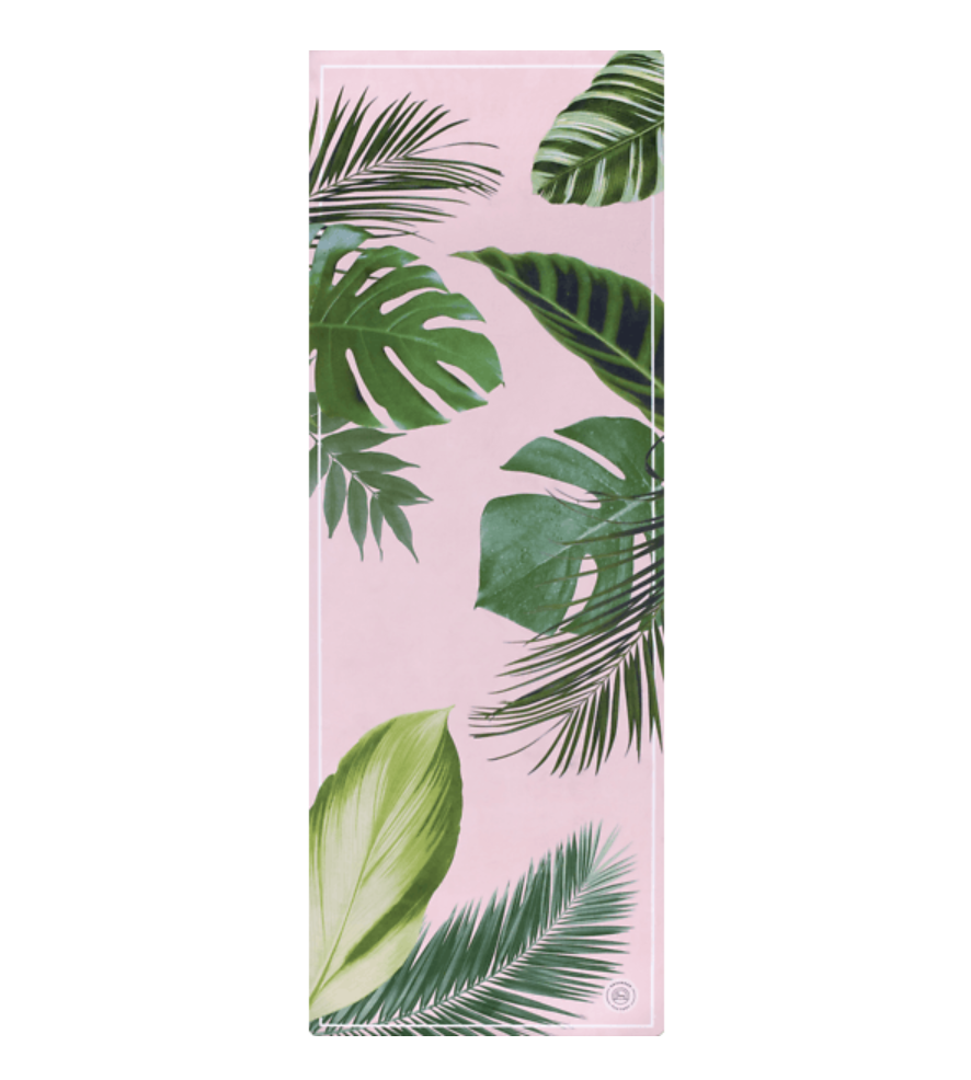 Grounded Factory Botanical Yoga Mat - 99€
