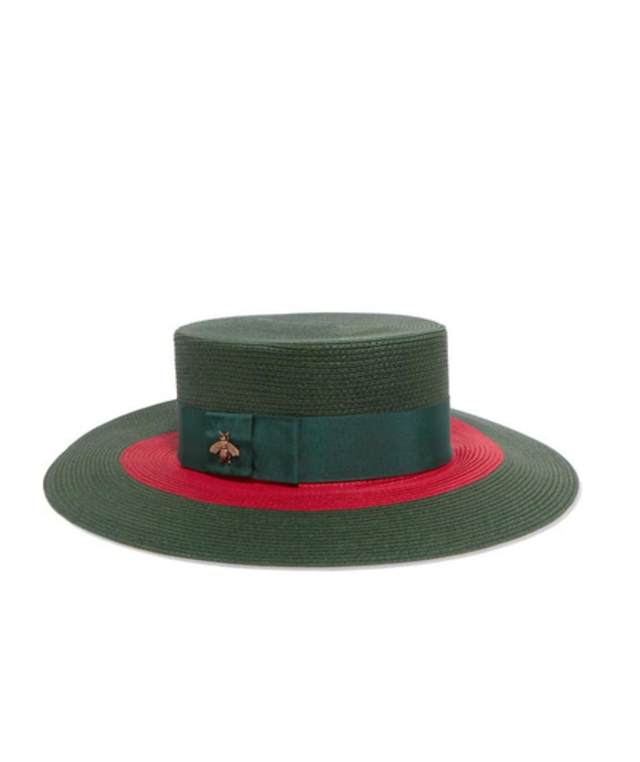 Gucci Straw Hat - 490€