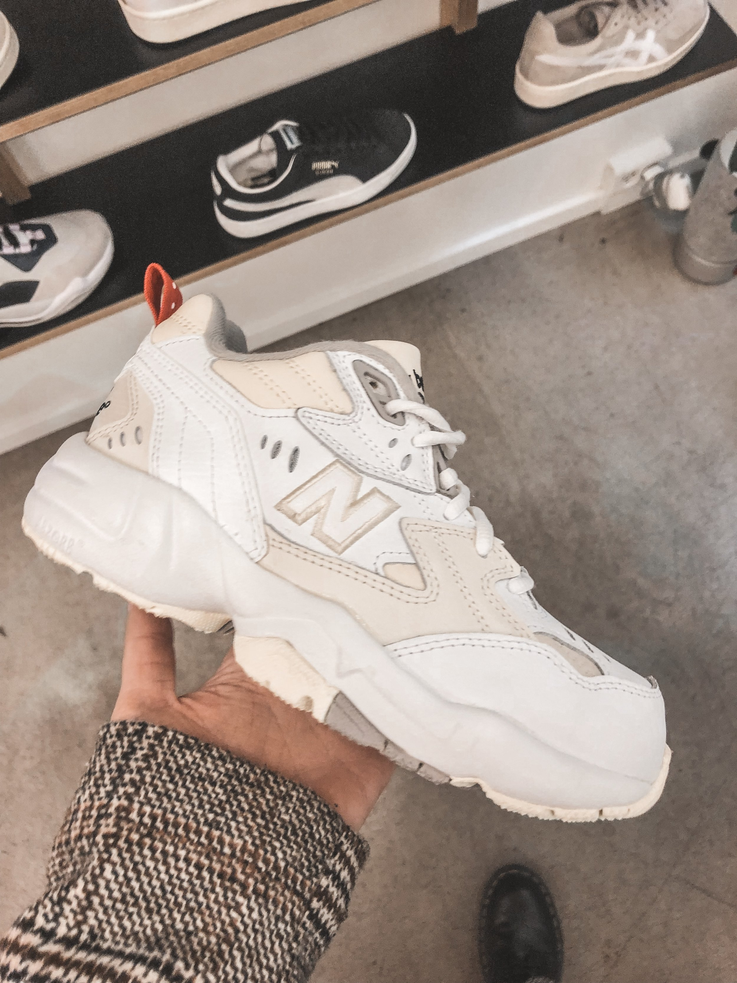"""Ugly"" sneakers - The reign of the dad/ugly/chunky sneakers continues. If you haven't already succumbed to the trend don't worry, it's not too late."