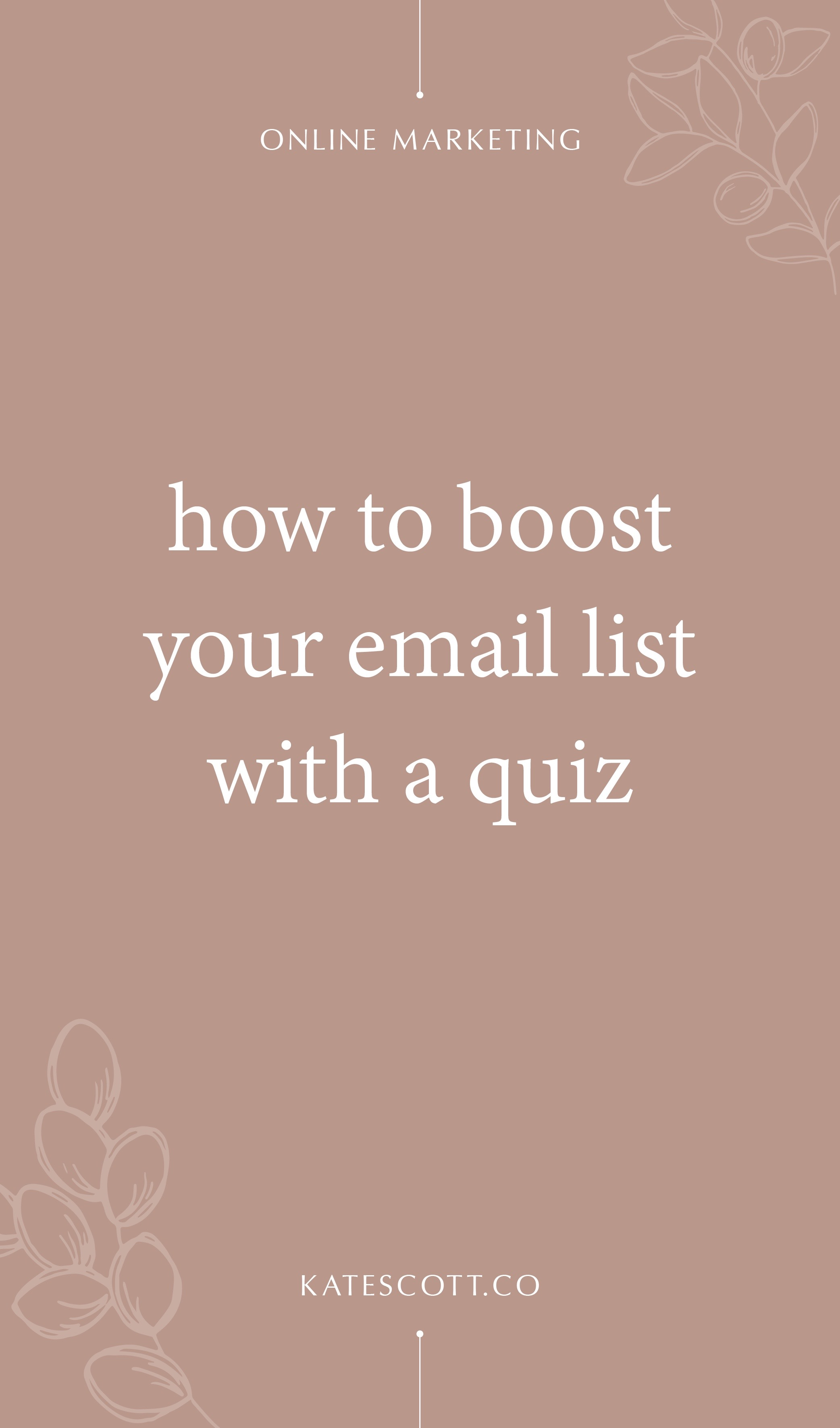 Want to grow your email list and encourage more engagement on your website? Read this guide to creating an opt-in quiz! | Create a Quiz | Opt In Freebie Ideas | Opt In Quiz | Email Marketing Strategy | How to Grow Your Email List | #blogging #blog #blogger #emailmarketing
