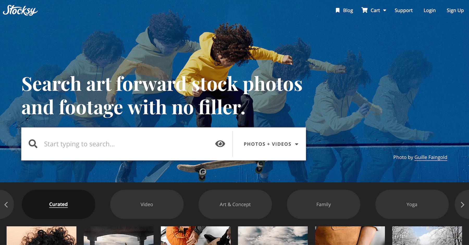Stocksy - Premium Stock Photos for Creatives