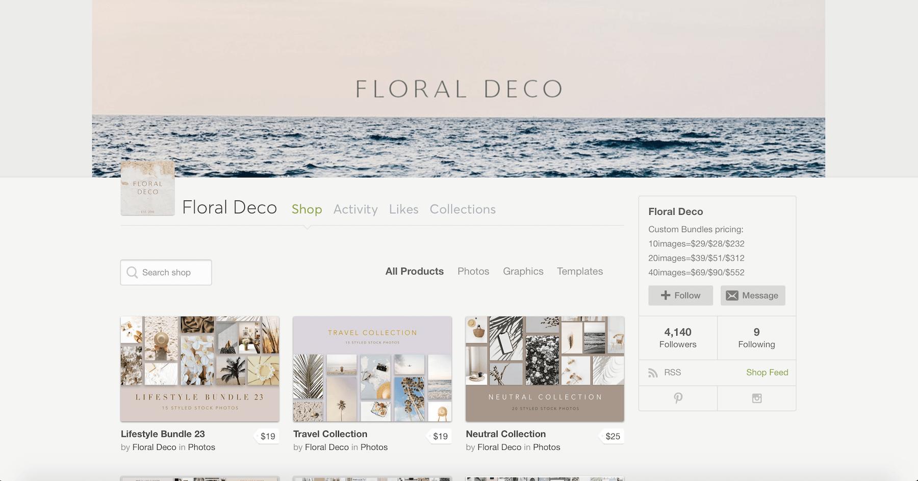 Floral Deco - Premium Lifestyle Stock Photos