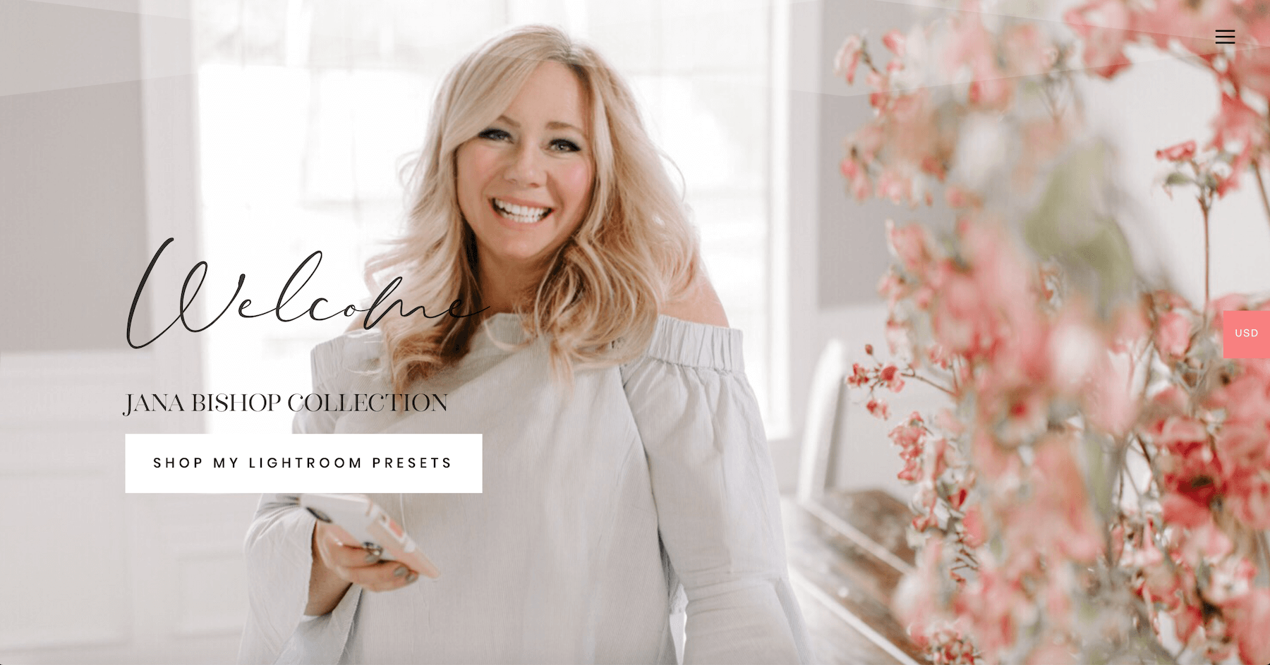 Jana Bishop Collection - Stock Photos and Lightroom Presets