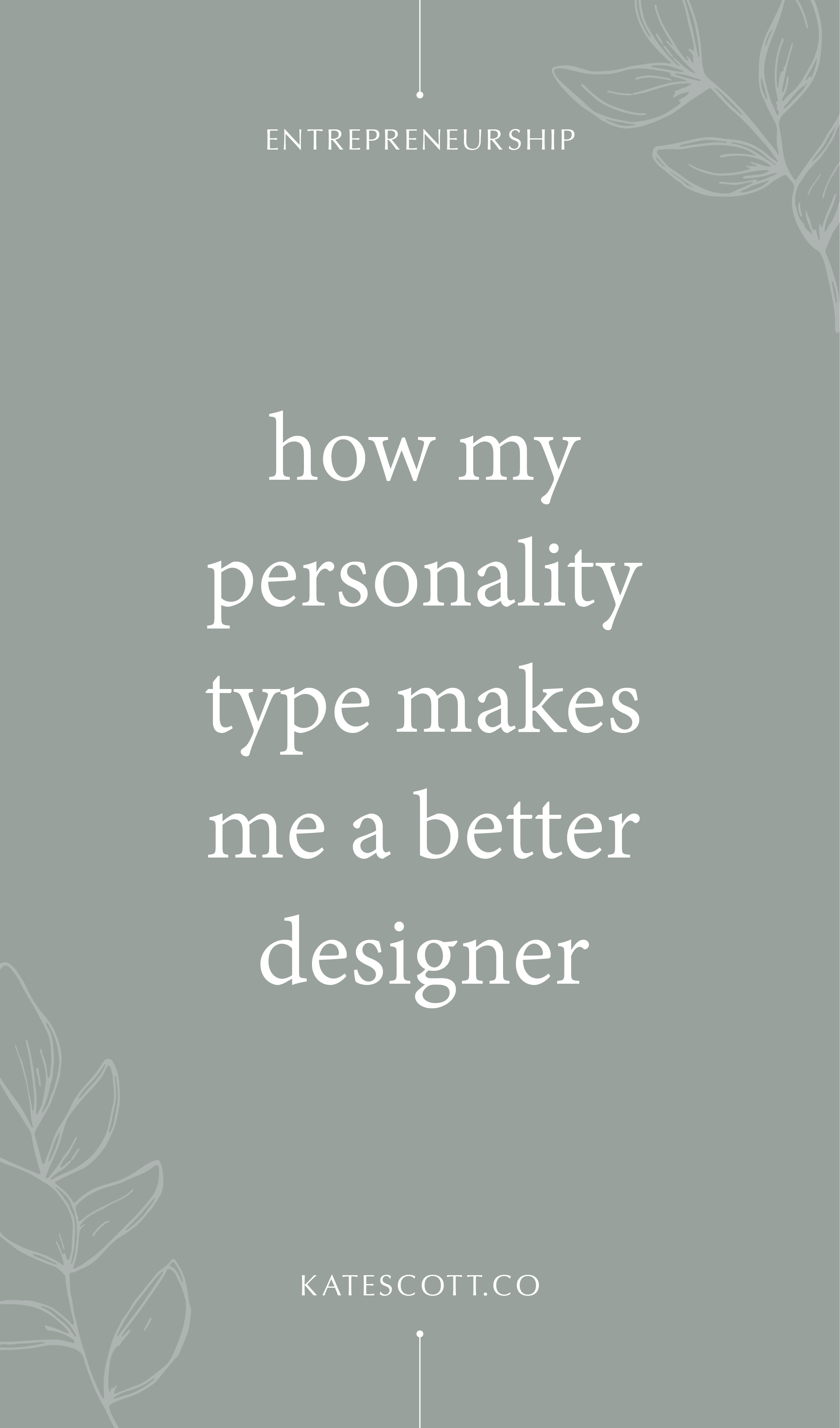 Knowing your Myers-Briggs and Enneagram personality types can help you identify your strengths and build a fulfilling career. Here's how my personality type makes me a better Squarespace designer. | Web Designer Website | Squarespace Designer Website | Myers Briggs Personality Types | Enneagram Personality Types