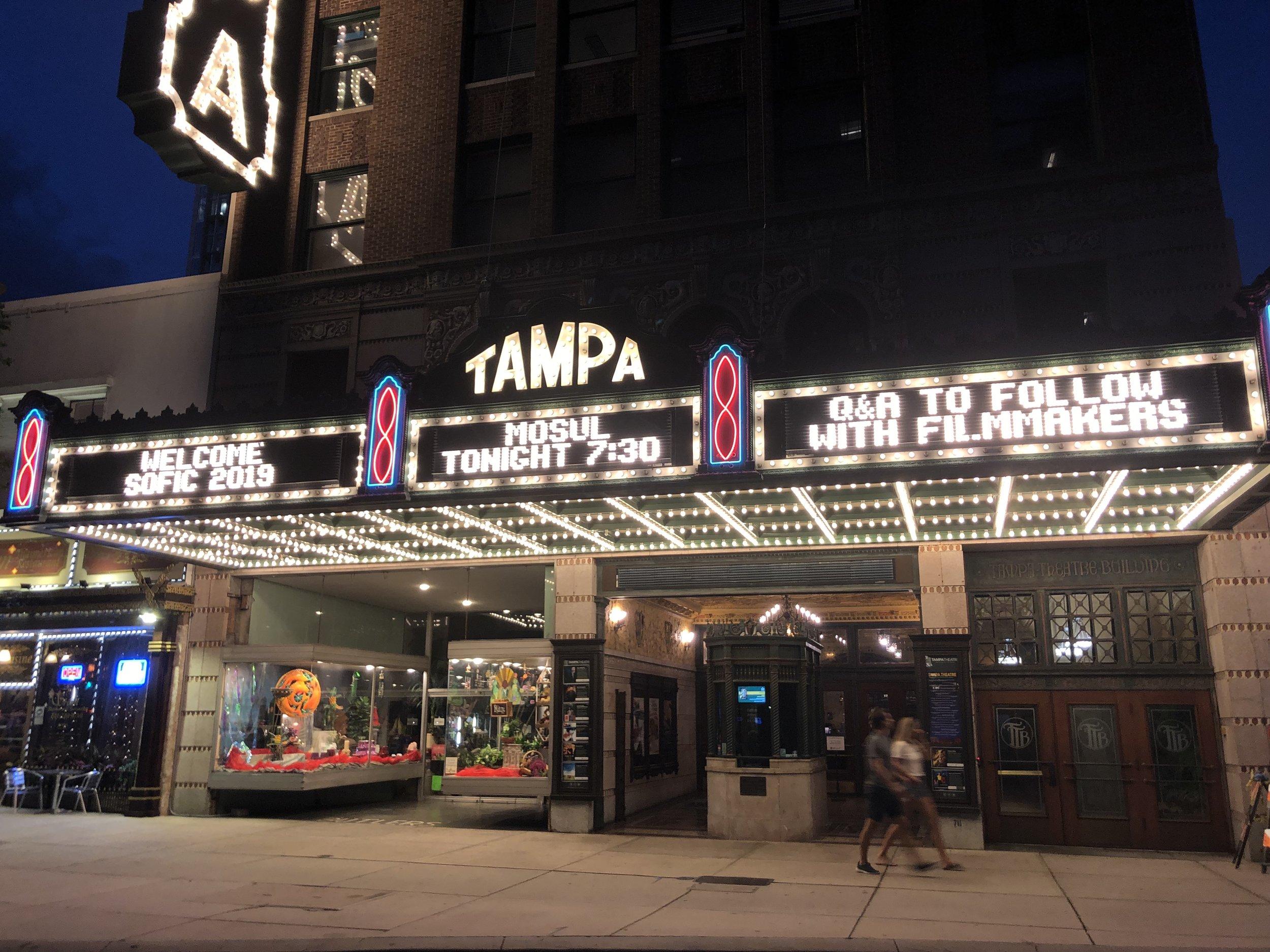 Tampa Premiere