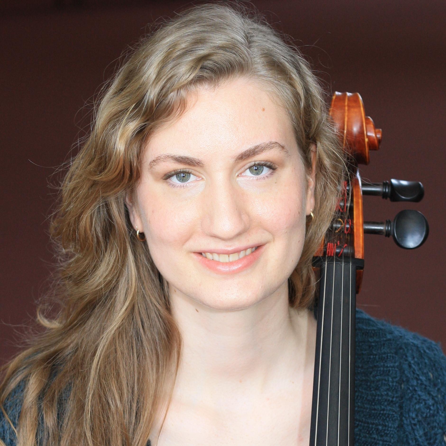 eva lymenstull, baroque cello