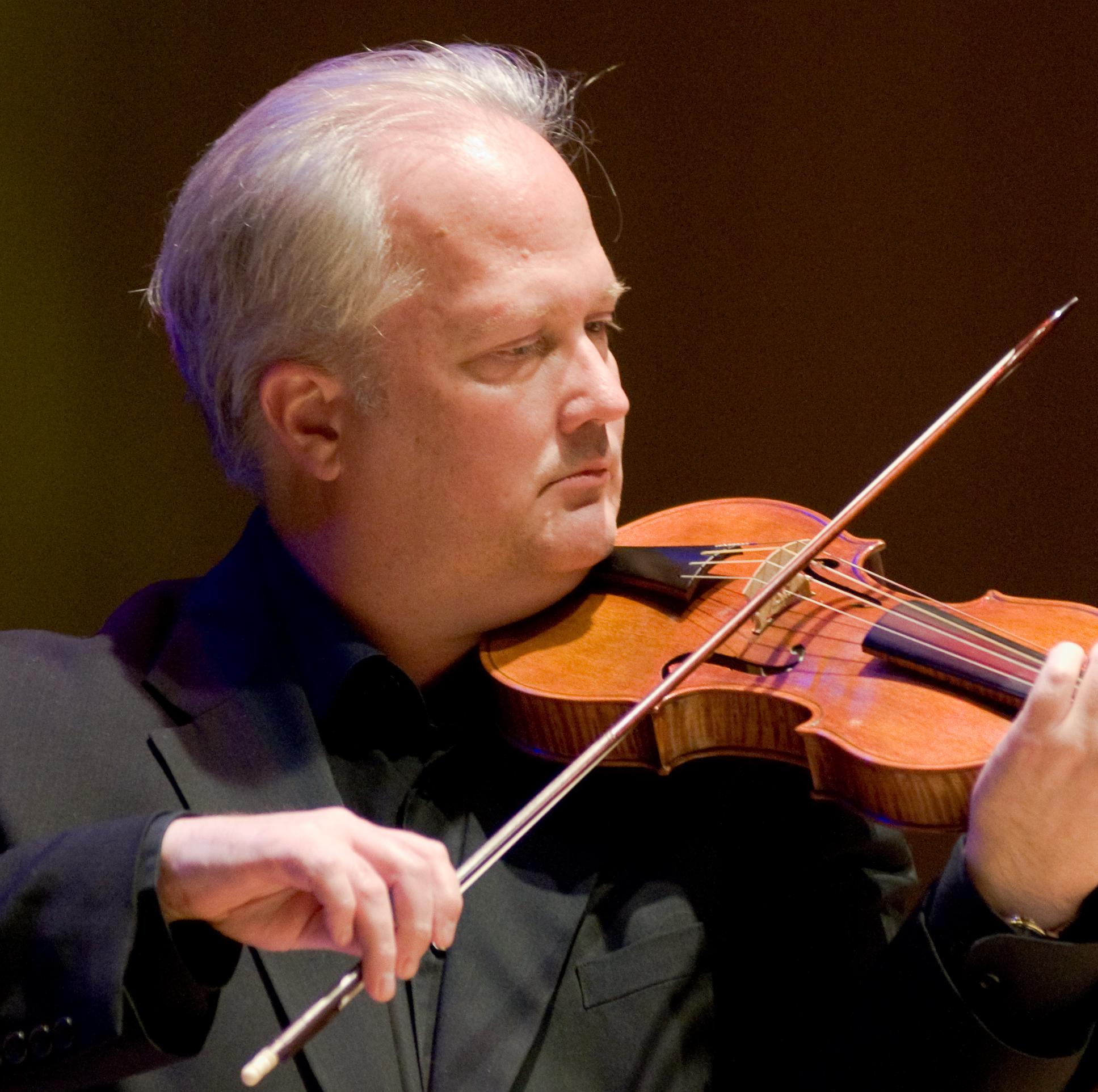David wilson, baroque violin