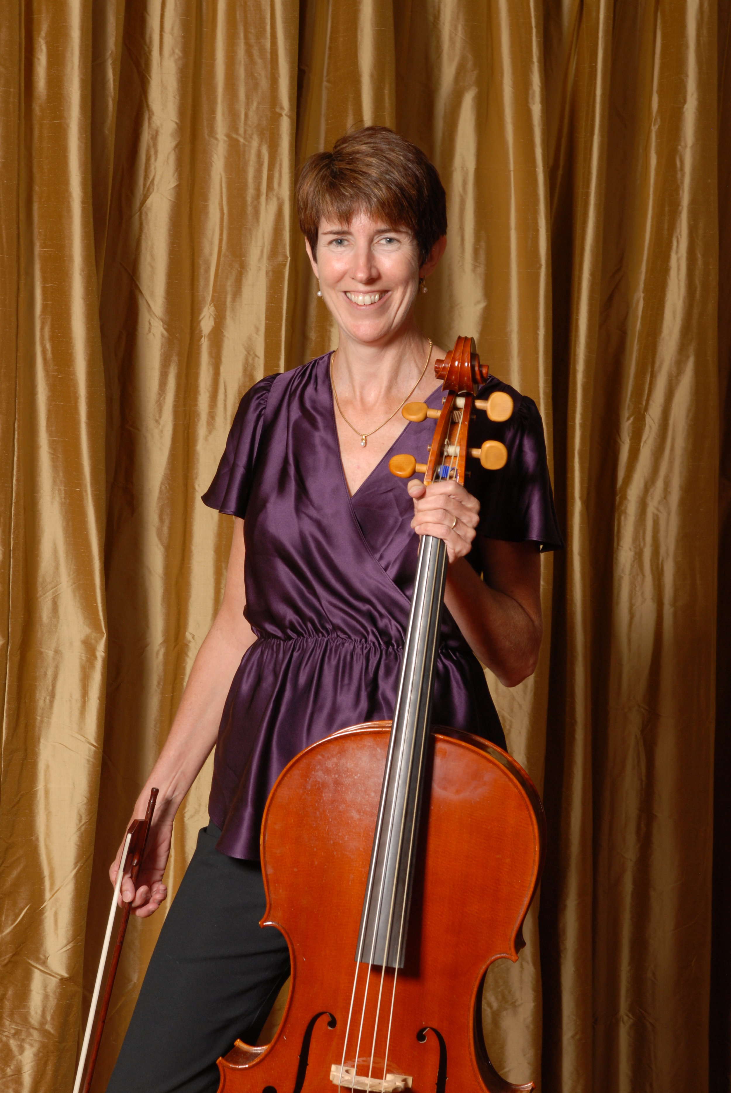 barbara blaker krumdieck, baroque cello