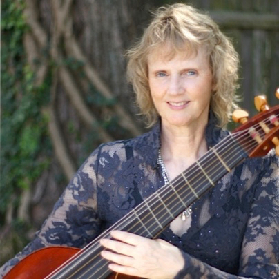 GAIL ANN SCHroeder, viola da gamba