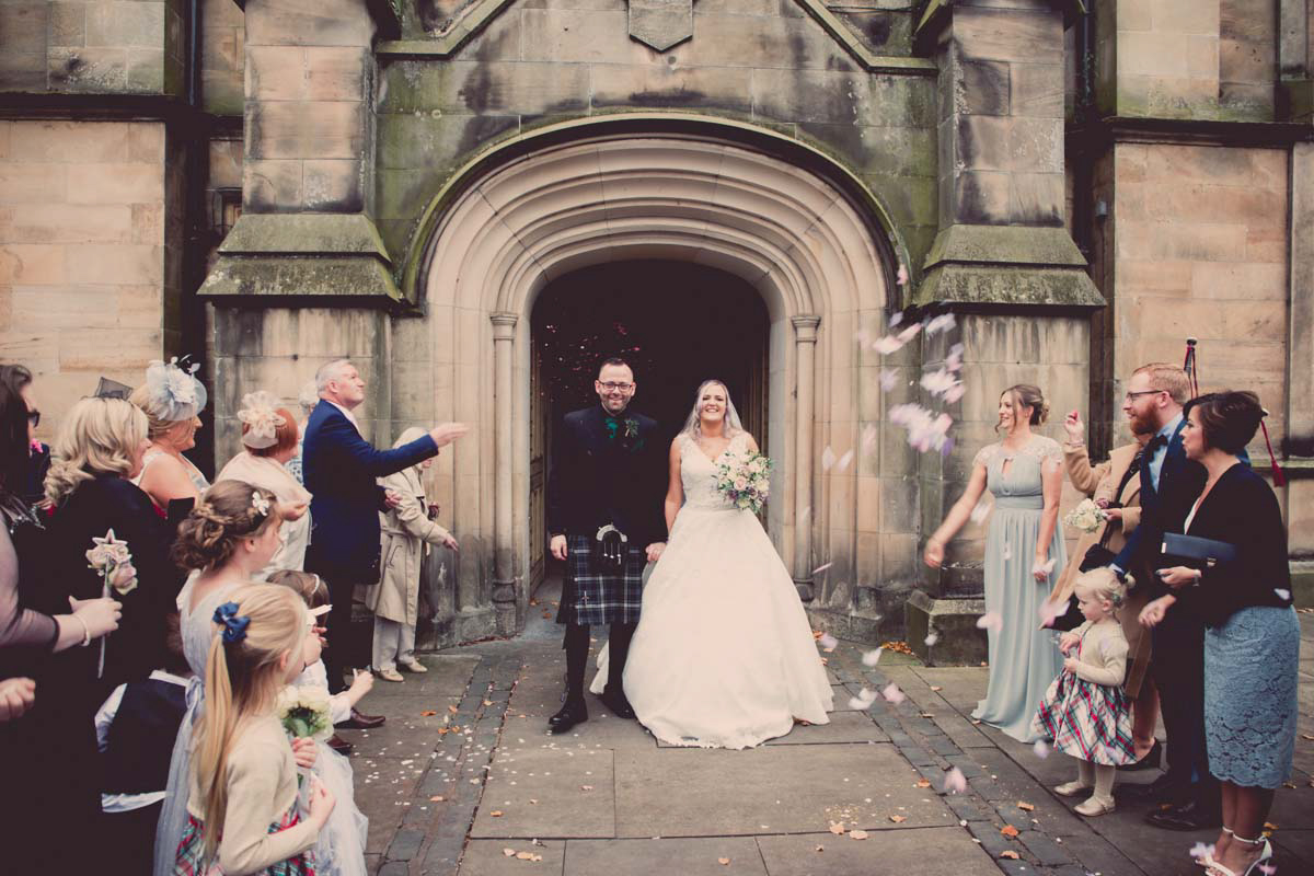 kERRY & KEITH - Magic Wedding in Haddington