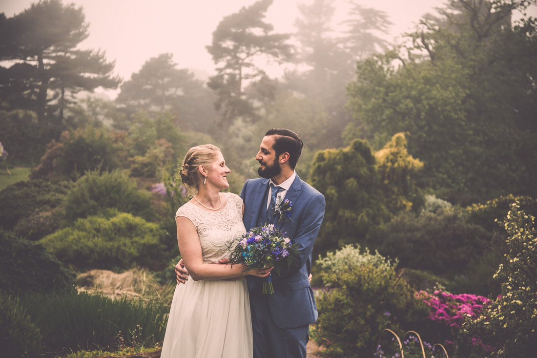 Sarah & Garry - Wedding at the Royal Botanic Garden, Edinburgh.