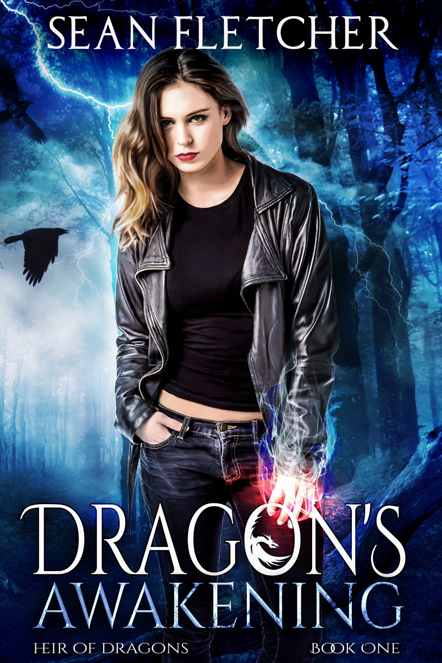 Dragon's Awakening - What she becomes may kill her, if the Slayers don't kill her first.Kaylee Richards just blasted her first date with lightning. She has no idea how, but when the creep pulls a sword on her, what's a girl to do? Turns out Kaylee is a dragon-kin, a half dragon/half human with the rare power to summon storms. The problem? Her newly-discovered magic has attracted the wrong kind of attention: Slayers, a murderous ancient order dedicated to eradicating all dragon-kin. They're planning something big. Something deadly. And they need Kaylee to do it.