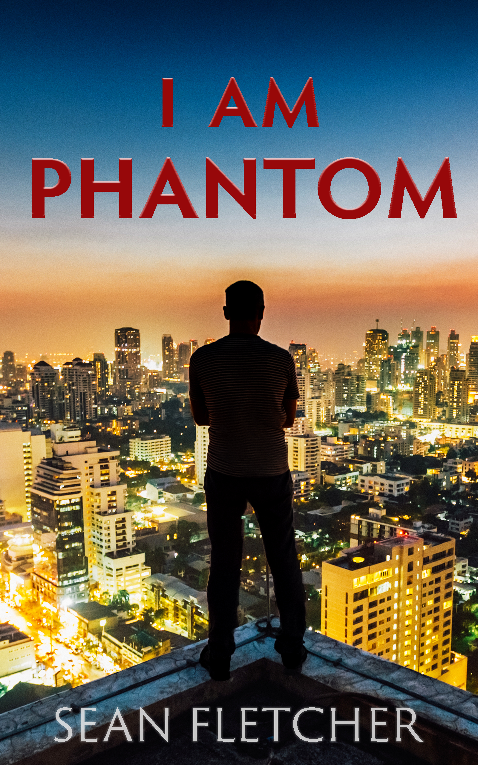 I Am Phantom - With great power…comes a whole lot of trouble…What if you had superpowers? Inexplicable. Powerful. Dangerous.What if you were desperate to know why?And what if the one man who had the answers…was a psychopath?Drake Sinclair will do anything to discover the origins of his abilities and protect the people he loves. That includes finding Lucius Sykes, the notorious psychopath 'gifted' with the same abilities as Drake by a long-destroyed illegal organization called Project Midnight.But now Project Midnight is back. And they'll also do anything to finish what they started.