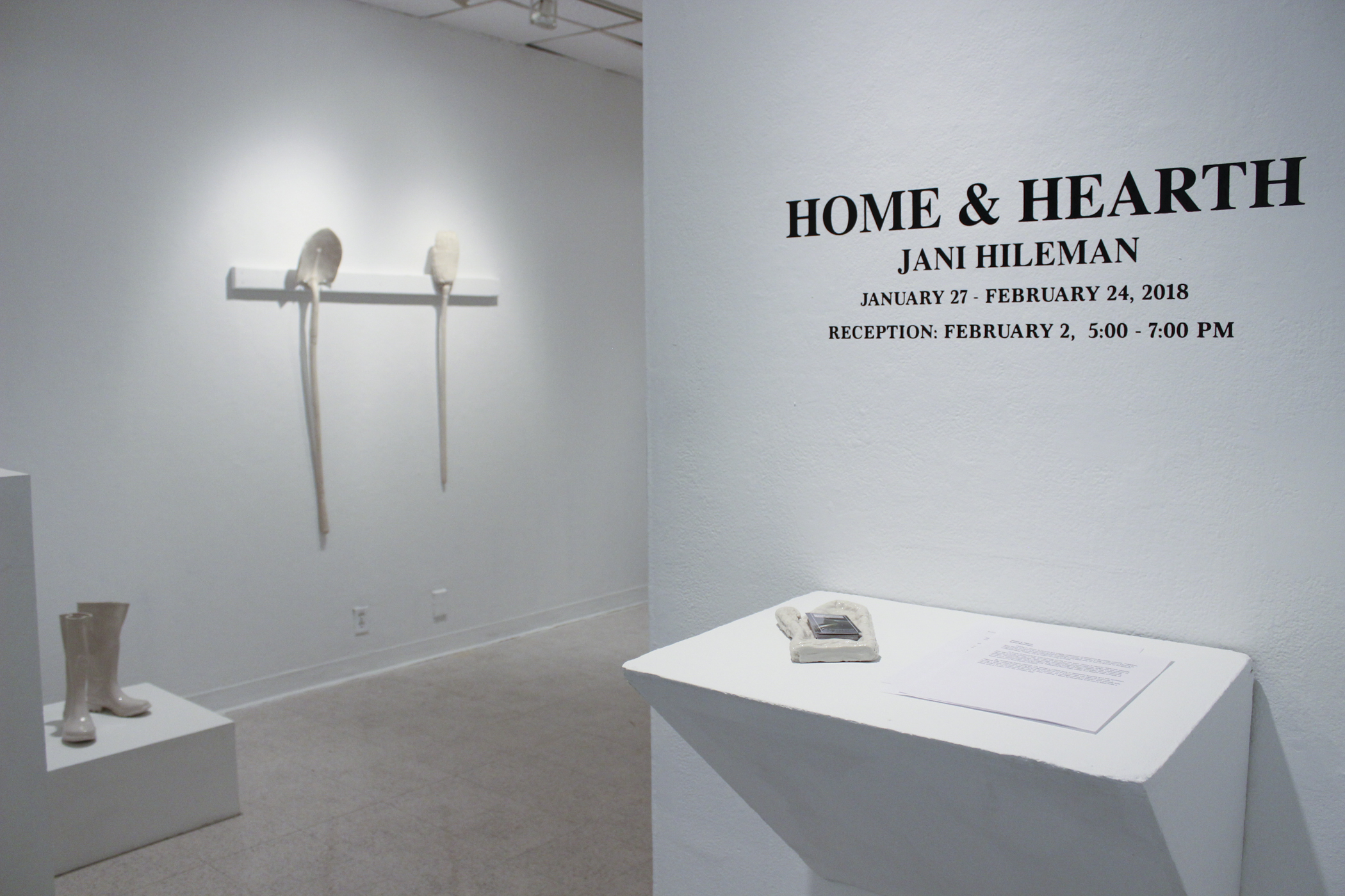 Home & Hearth - Pinkard Gallery, 2018