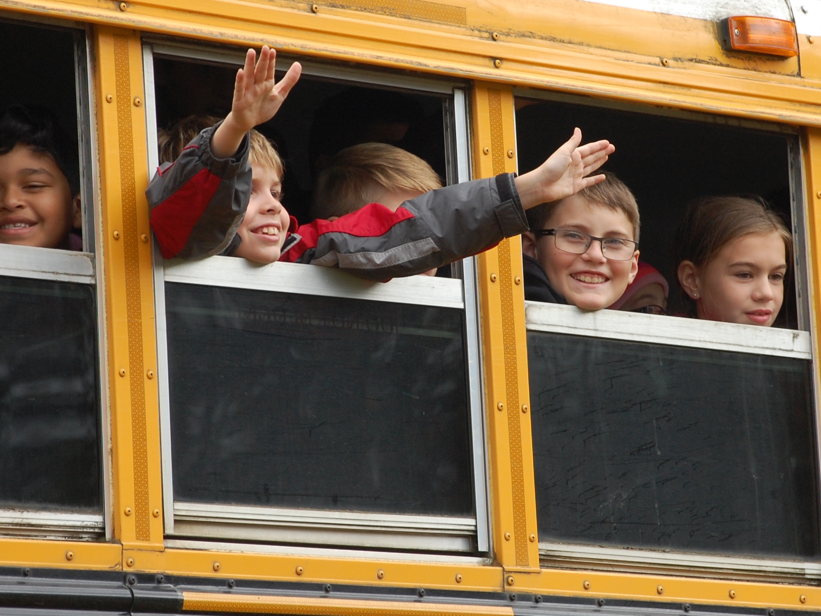 $150  furnishes bus transportation to Outdoor School for one class