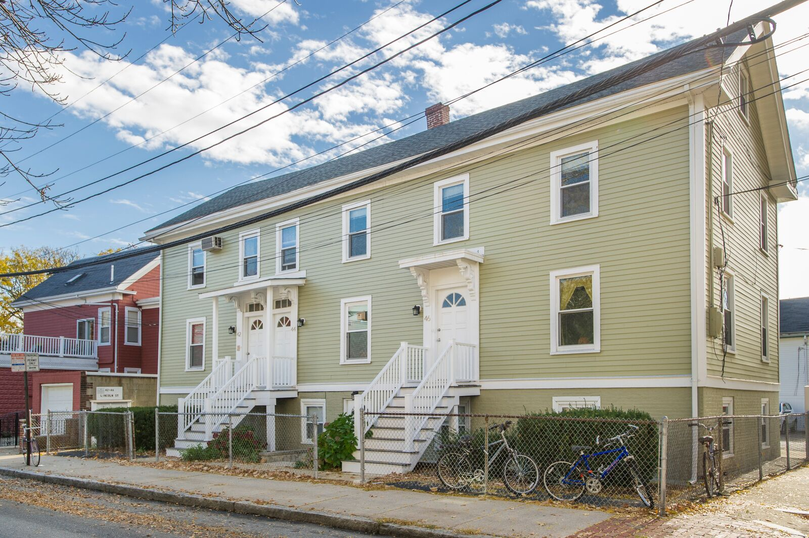 42-46 Lincoln STREET - CAMBRIDGE, MA