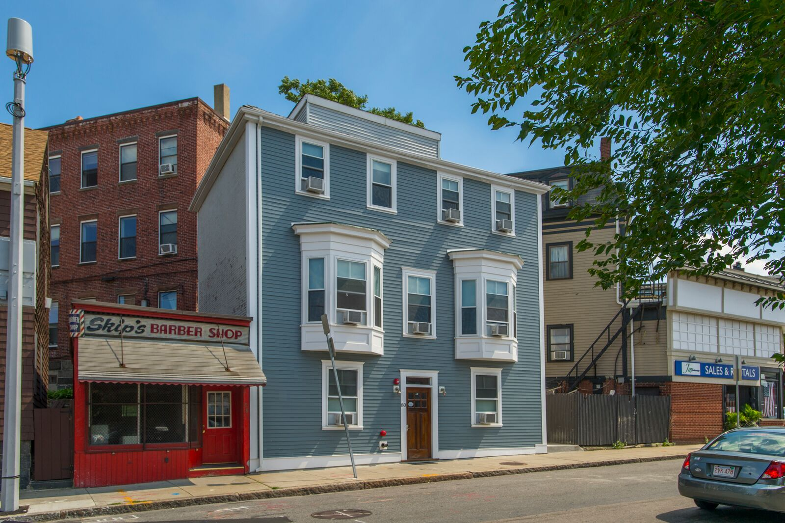 80 dorchester AVENUE - SOUTH BOSTON, MA