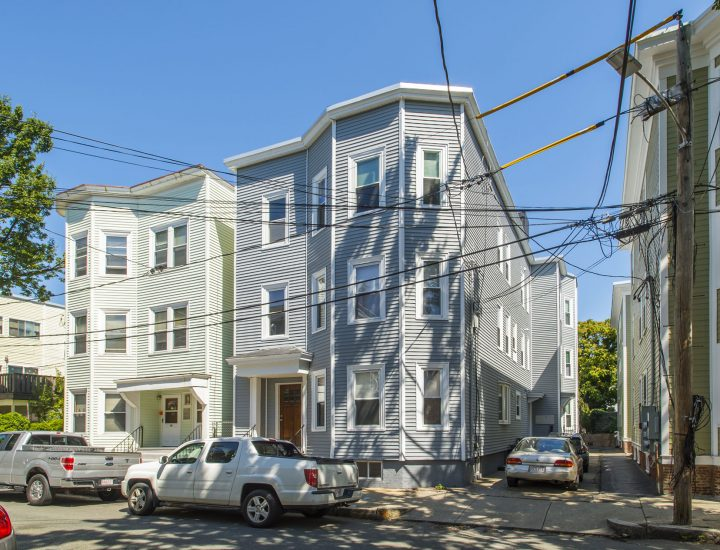 25-27 MARNEY STREET - CAMBRIDGE, MA
