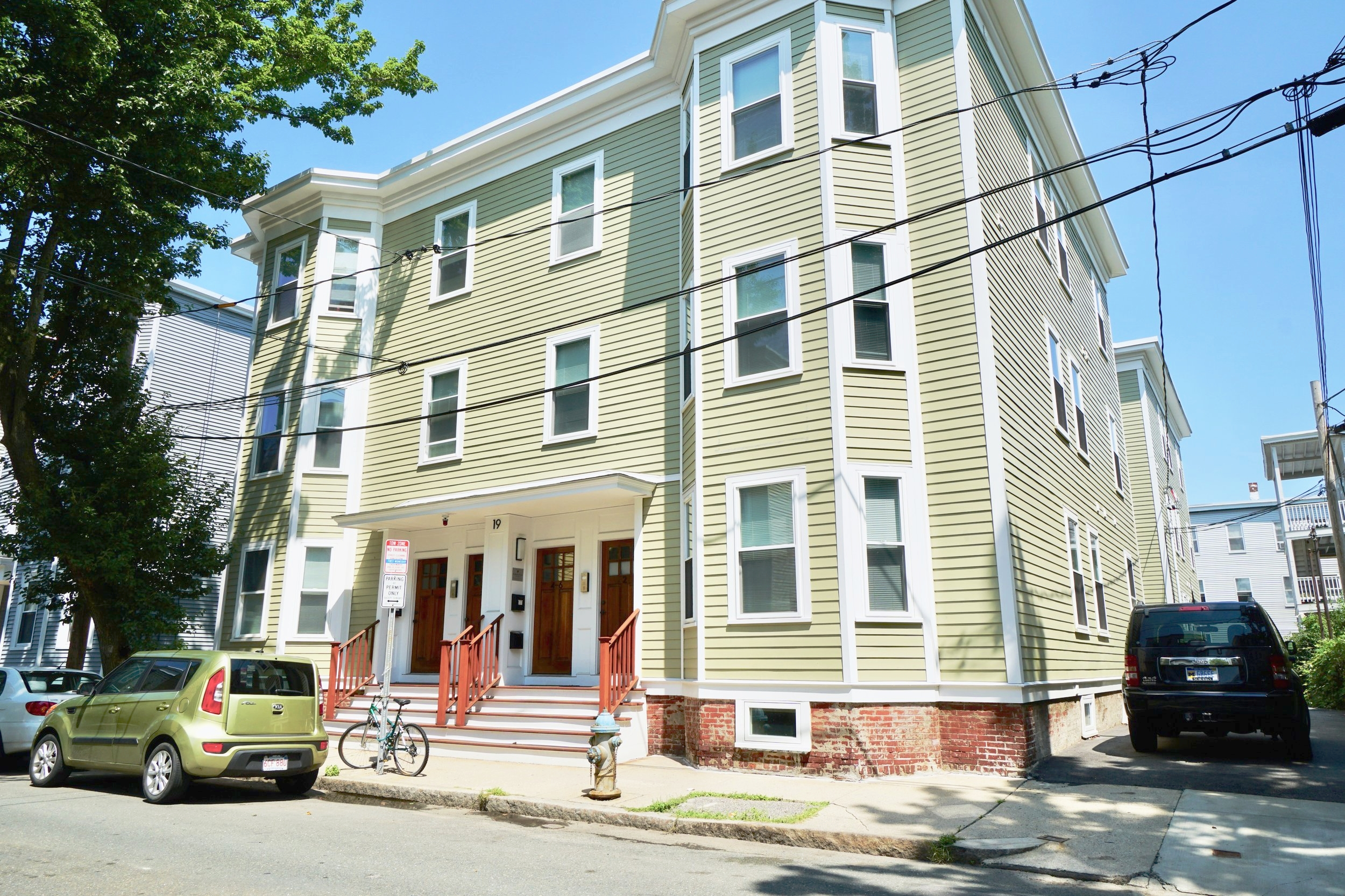 15-19 MARNEY STREET - CAMBRIDGE, MA