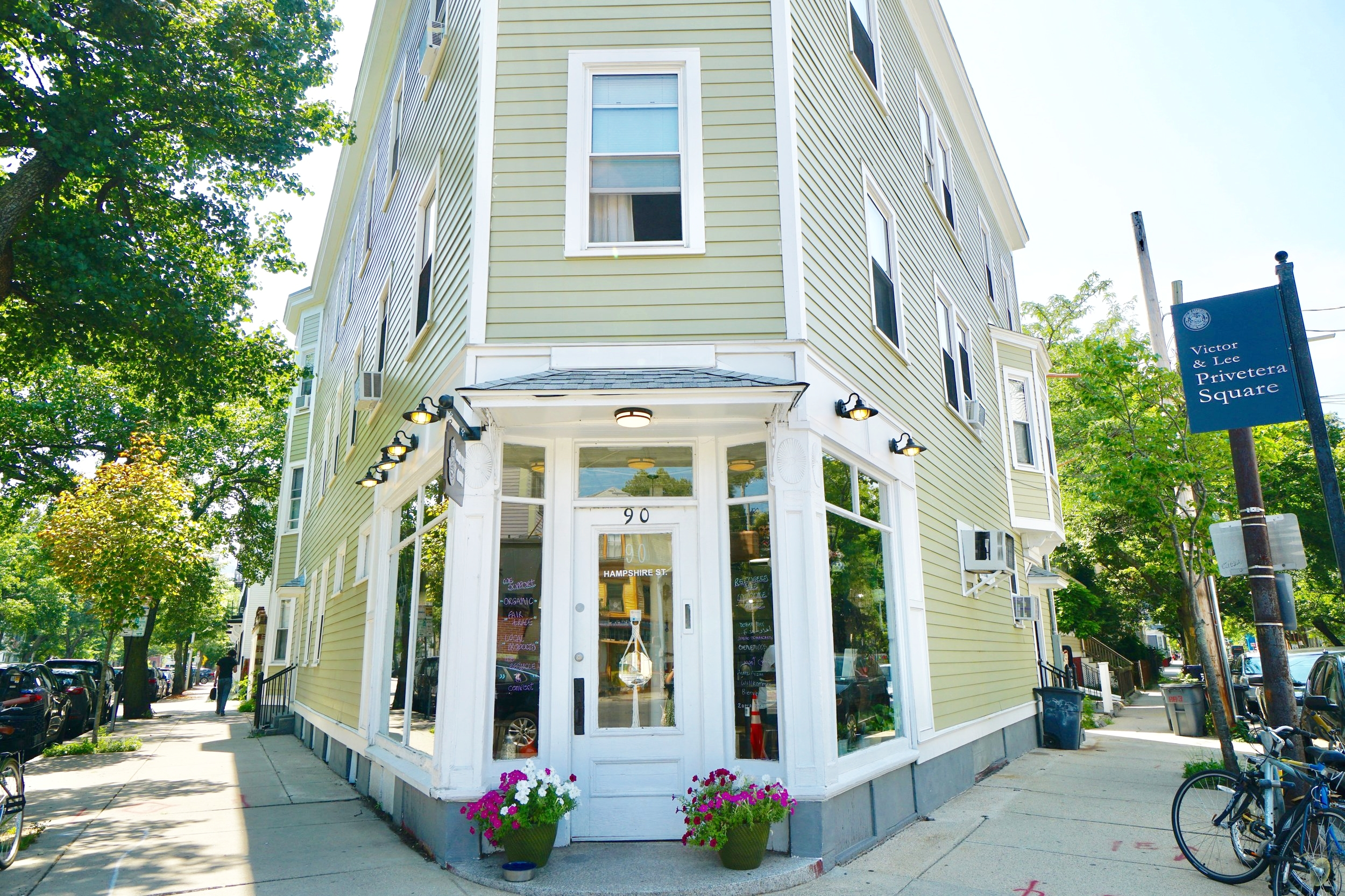 294-302 WINDSOR STREET - CAMBRIDGE, MA