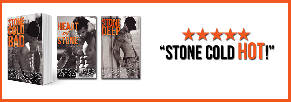 Start the series for FREE  Colt Stone, the   sexiest, baddest bad boy   around is waiting for you in   Stone Cold Bad.   Read for  free  on all retailers—also now available on the  Radish Fiction App .