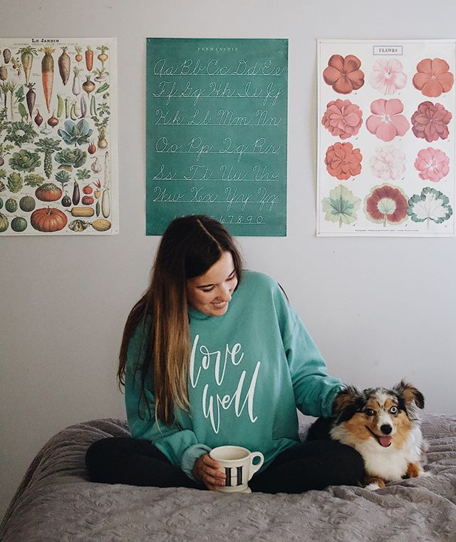 SAVE THE DATE!   Three NEW sweatshirts will be joining the shop next Thursday, August 22 at 7 AM (central time)!   We are so excited about these sweatshirts. Each one is so near and dear to our hearts and we truly believe they can bring hope to a weary world.   A couple things to know about the launch!  + We are launching three different designs, colors, and brand sweatshirts.  • Give Light sweatshirt (denim comfort colors) • Consider the Wildflowers (peach Bella and canvas)  • Love Well (Spanish moss comfort wash)   + the first 100 orders on Thursday will get a FREE sticker that has never been sold in our shop and will not be available for purchase! Sneak peek coming soon 😍  + as always, each design and size is available in limited qualities. Last fall we sold out within minutes, so be sure to set your alarm to guarantee the sweatshirt you want and the size! Re-stocking will be limited as we head into a season of change this fall 🤰🏽🤱🏼  Comment any questions you have below!!