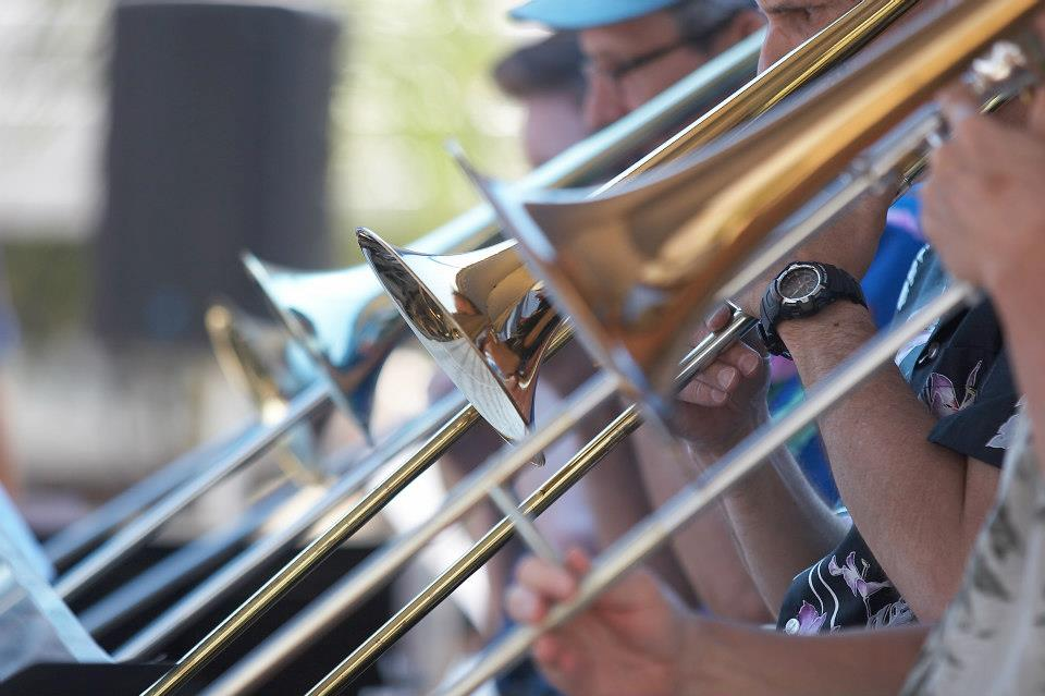 Trombone Section