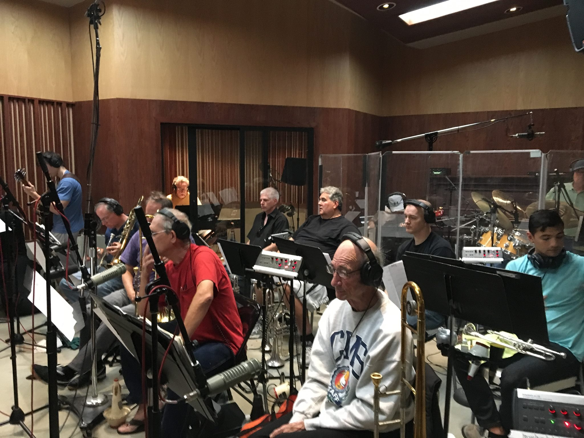 Studio Session for Tasty Tunes
