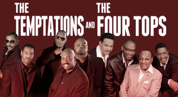 The Temptation & The Four Tops