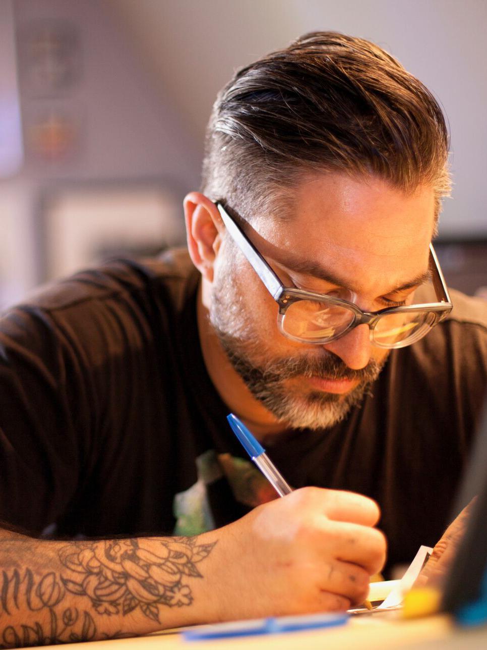 Artists — Renaissance Tattoo Studio