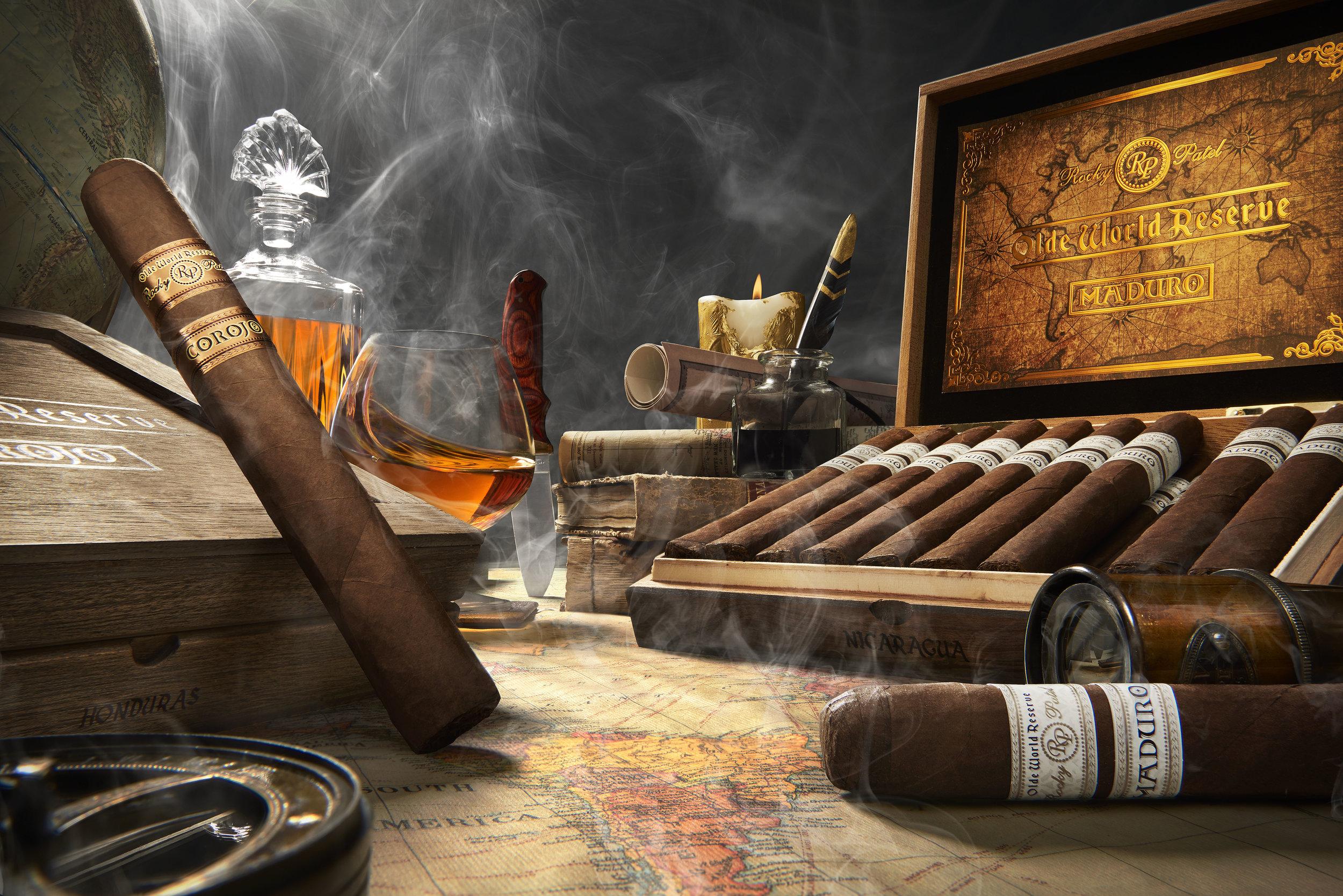 ROCKY PATEL CIGARS -