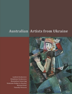 Australian Artists from Ukraine $15.00
