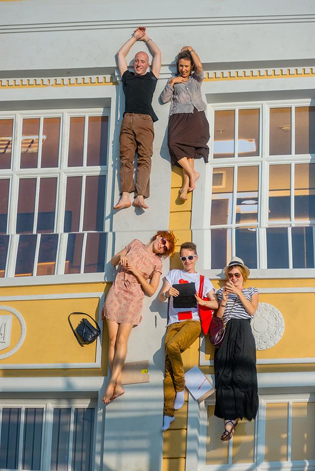 Izolyatsia, Platform for Cultural Initiatives, Kyiv -
